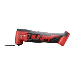Milwaukee Electric Tool - 2626-20 - Milwaukee 2626-20 M18 18V Multi-Tool with Adapter - Bare Tool
