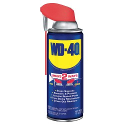 WD-40 - 490040 - Lubricant, -60F to 300 Degrees F, No Additives, 17.6 oz. Aerosol Can