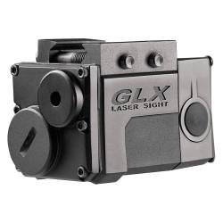 Barska - AU11662 - Barska AU11662 2 Length Compact Ambidextroius On/Off Micro- GLX Riflescope