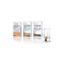 EMD Millipore - EMD 1.09540.0001 - PH Test Strip 100 PK Testing Parameter: pH Range: 0 to 2.5 pH