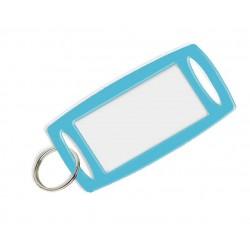 Lucky Line - 1800014 - Key Tag, Plastic, Assorted, PK14