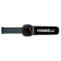 Fisher Labs - CW-20 - Metal Detector, Hand-Held, Plastic