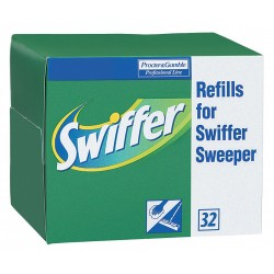 Swiffer - PGC 33407 - 8 Cloth Sweeper Refills, 6 PK