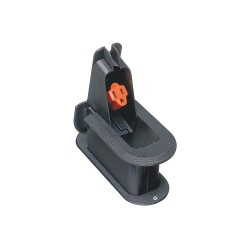 Red Dot - DKG - Deck Grommet, Non-Metallic Black