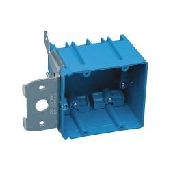 Carlon / Gross Automation - B234ADJ - Electrical Box, PVC, 3 Nominal Depth, 5-5/8 Nominal Width, 3-5/8 Nominal Length