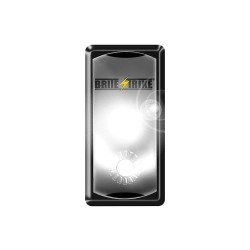 Brite-Strike Technologies - APALS-WHI - LED Hands Free Light, Composite, Maximum Lumens Output: 25, Silver, 2.00