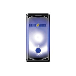 Brite-Strike Technologies - APALS-BLU - LED Hands Free Light, Composite, Maximum Lumens Output: 25, Silver, 2.00