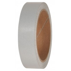 Incom / Top Tape & Label - RVG150WH - Reflective Marking Tape, Solid, Continuous Roll, 1 Width, 1 EA