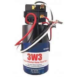 Supco - 3W3 - Hard Start, 3 Wire, 4-5 Hp