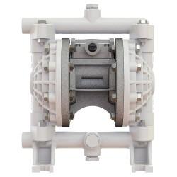 Versa-Matic / Warren Rupp - E5PP5T5T9C - Polyproplene PTFE Multiport Double Diaphragm Pump, 11 gpm, 100 psi
