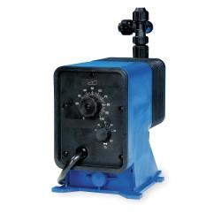 Pulsafeeder - LBS4SA-KTC1-G19 - Solenoid Chemical Metering Pump, Max. Flow Rate: 58 gpd, Max. Pressure: 100 psi