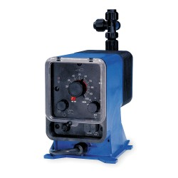 Pulsafeeder - LPB2SA-PTC1-G19 - Solenoid Chemical Metering Pump, Max. Flow Rate: 5 gpd, Max. Pressure: 250 psi