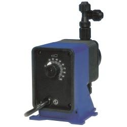 Pulsafeeder - LC04SA-PTC1-G19 - Solenoid Chemical Metering Pump, Max. Flow Rate: 24 gpd, Max. Pressure: 80 psi