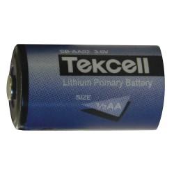 Lascar Electronics - BAT 3V6 - Lithium Battery, 3.6V, 1/2 AA