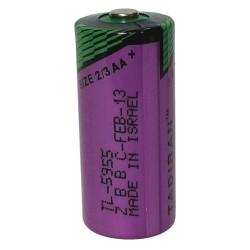 Lascar Electronics - BATT 3V6 2/3AA - Lascar Electronics BATT 3V6 2/3AA 3.6 Volt Battery for 23039-66 (EL-USB-1-PRO)