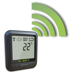 Lascar Electronics - EL-WIFI-T - Lascar Electronics EL-WiFi-T Wireless Temperature Datalogger
