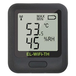 Lascar Electronics - EL-WIFI-TH+ - Lascar Electronics EL-WIFI-TH+ High Accuracy Wireless Temperature/RH Data Logger