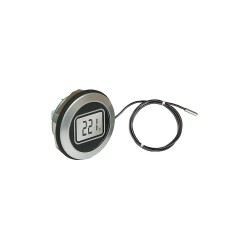 Lascar Electronics - EM32-1900 - Thermometer, Round, 3-1/2In, Waterproof