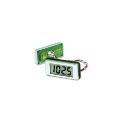 Lascar Electronics - EMV 1025S-01 - Voltmeter, 4 Digit, Drill Mount, 200mV