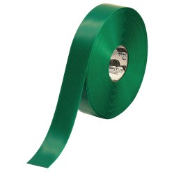 Mighty Line - 2RG - Industrial Floor Tape, Solid, Continuous Roll, 2 Width, 1 EA