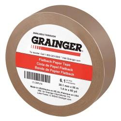 Other - 20PJ15 - Masking Tape, 60 yd. x 1-1/2, Brown, 6.10 mil