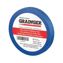 Other - 20PJ21 - Painters Masking Tape, 60 yd. x 3/4, Blue, 5.70 mil