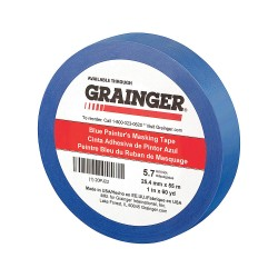 Other - 20PJ22 - Painters Masking Tape, 60 yd. x 1, Blue, 5.70 mil