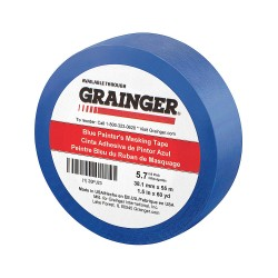 Other - 20PJ23 - Painters Masking Tape, 60 yd. x 1-1/2, Blue, 5.70 mil