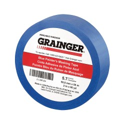 Other - 20PJ24 - Painters Masking Tape, 60 yd. x 2, Blue, 5.70 mil