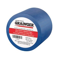 Other - 20PJ26 - Painters Masking Tape, 60 yd. x 4, Blue, 5.70 mil