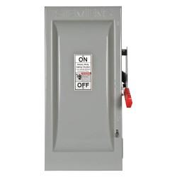 Siemens - HF323N - Safety Switch, 1 NEMA Enclosure Type, 100 Amps AC, 30 HP @ 240VAC HP