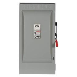 Siemens - HF224NR - Safety Switch, 3R NEMA Enclosure Type, 200 Amps AC, 60 HP @ 240VAC HP