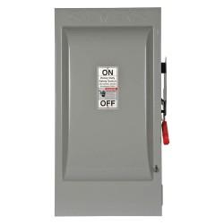 Siemens - HF364N - Safety Switch, 1 NEMA Enclosure Type, 200 Amps AC, 150 HP @ 600VAC HP