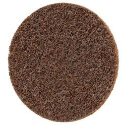 Scotch-Brite - 12954 - 4 Non-Woven Quick Change Disc, TR Roll-On/Off Type 3, 60, Medium, Silicon Carbide, 1 EA
