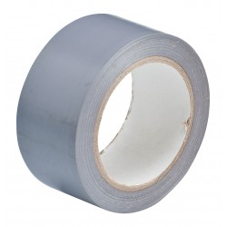 Brady - 102826 - Aisle Marking Tape, Solid, Continuous Roll, 2 Width, 1 EA