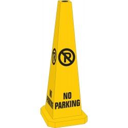 Brady - 103683 - Parking, Plastic, 35 x 12