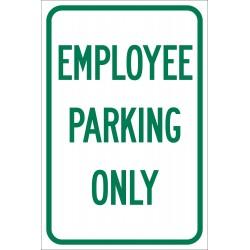 Brady - 103698 - Parking, No Header, Aluminum, 18 x 12, High Intensity Prismatic