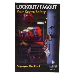 Brady - 104109 - Emp Booklet En Key To Safety (each)