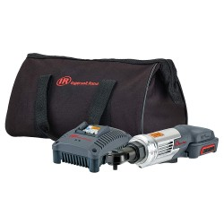 Ingersoll-Rand - R1130-K1 - Ingersoll-Rand IRR1130-K1 3/8 12V Cordless Ratchet Wrench Kit with Battery and Charger