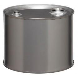 Skolnik - ST0503 - 5 gal. Silver 304 Stainless Steel Closed Head Transport Drum