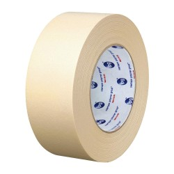 Intertape Polymer - 89277 - Masking Tape, 60 yd. x 72mm, Natural, 5.00 mil, Package Quantity 12