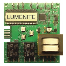 Lumenite - LASC-4011 - Level/Temp Controller, LCD, 120/240VAC