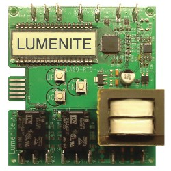 Lumenite - LASC-4012 - Level/Temp Controller, LCD, 120/240VAC