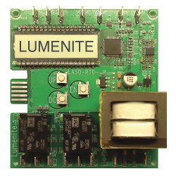 Lumenite - LASC-401(24) - Level/Temp Controller, LCD, 24VAC
