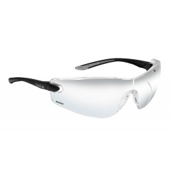 Bolle Safety - 40041 - Bolle Safety 40041 Contrast Lens Anti-Scratch/Anti-Fog Safety Glasses, Black