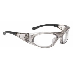 Bolle Safety - 40035 - Boss Clear Pc Asaf/clear& Black