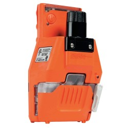 Industrial Scientific - 18109162-3111 - Industrial Scientific Orange Ventis Slide-On Pump With Alkaline Battery Pack (For Use With MX4 And MX4 iQuad Multi Gas Monitor), ( Each )