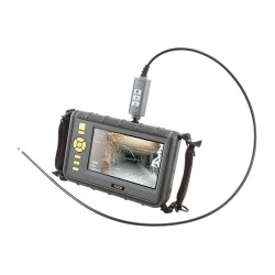 General Tools - DCS2000 - Rugged Recording Video Inspection Camera/Borescope with 7 Inch Screen and High-Performance Probe