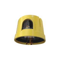 Acuity Brands Lighting - DLL480 1.5 CUL JU - LED Photocontrol Button, 480VAC Voltage, 1000 Max. Wattage, Turn-Lock Mounting