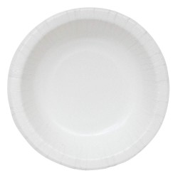 Other - 20925 - 20 oz. Disposable Paper Bowl, White; PK250